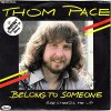 Thom Pace, Belong to someone (1980)