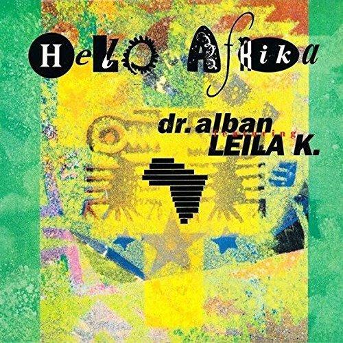 Bild 1: Dr. Alban, Hello Afrika (1990, feat. Leila K.)