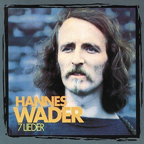 Bild 1: Hannes Wader, 7 Lieder (1972)