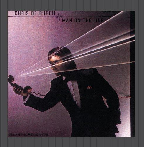 Bild 1: Chris de Burgh, Man on the line (1984)