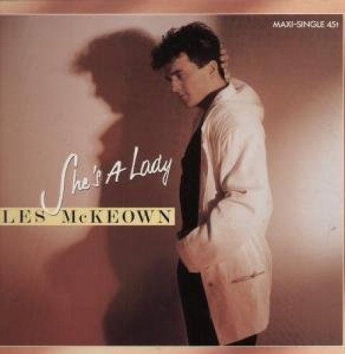 Bild 1: Les McKeown, She's a lady (1988)