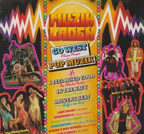 Bild 1: Muzikladen (1979), M, Sniff'n'Tears, Village People, Patrick Juvet, Poco..