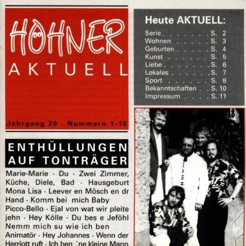 Bild 1: Höhner, Aktuell (1992)