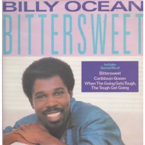 Bild 1: Billy Ocean, Bittersweet/Megamix (1986)