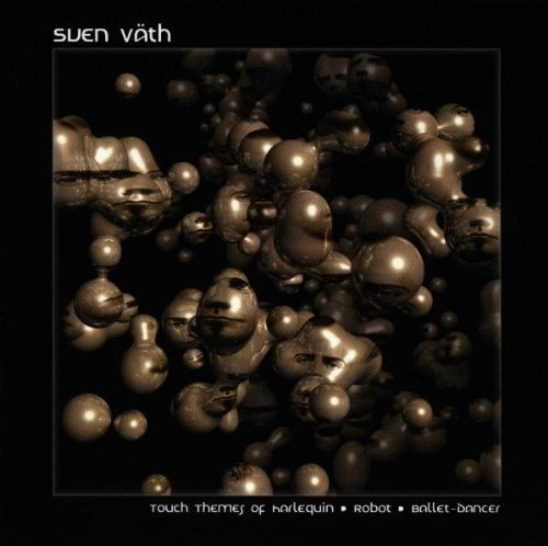 Bild 1: Sven Väth, Touch themes of Harlequin, robot, ballet-dancer (1995)