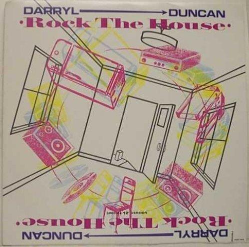 Bild 1: Darryl Duncan, Rock the house (US, 1987)