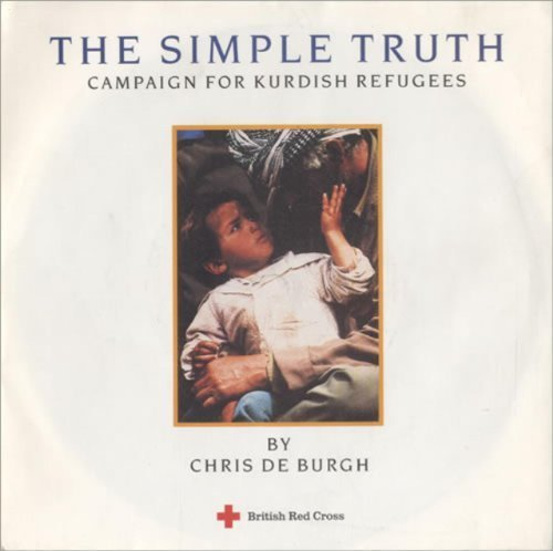 Bild 1: Chris de Burgh, Simple truth.. (1987)