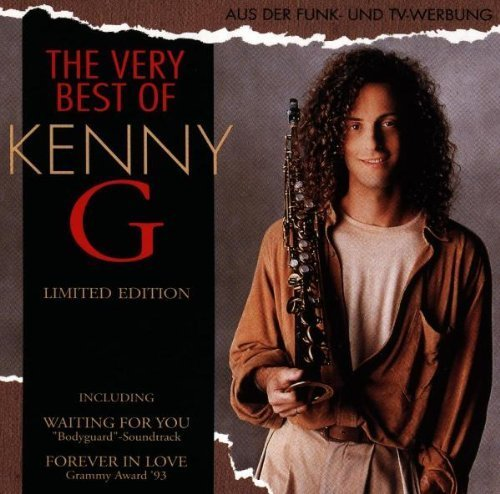 Bild 1: Kenny G, Very best of (1994, Arista)