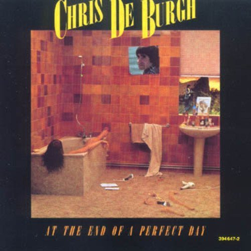 Bild 1: Chris de Burgh, At the end of a perfect day (1977)