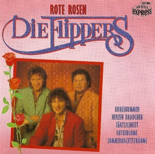 Bild 1: Flippers, Rote Rosen (compilation, 16 tracks)