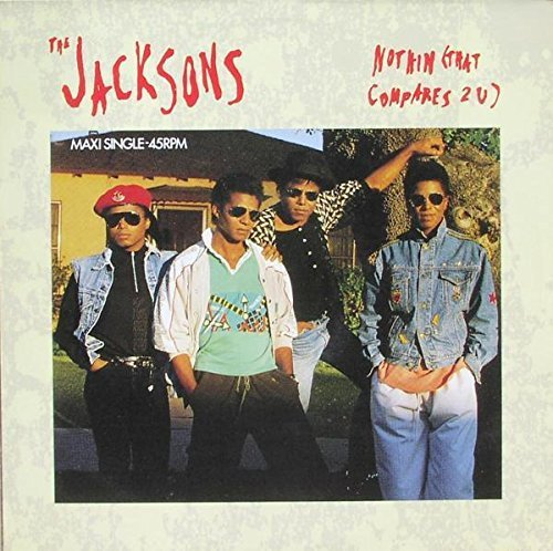 Bild 1: Jacksons, Nothin (that compares 2 u; 1989)
