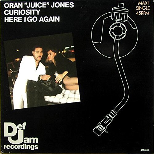 Bild 2: Oran 'Juice' Jones, Curiosity