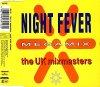UK Mixmasters, Night fever megamix (1991)