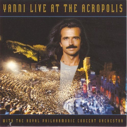 Bild 1: Yanni, Live at the Acropolis (1994)