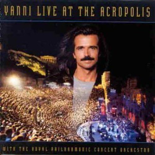 Bild 2: Yanni, Live at the Acropolis (1994)