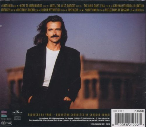 Bild 3: Yanni, Live at the Acropolis (1994)
