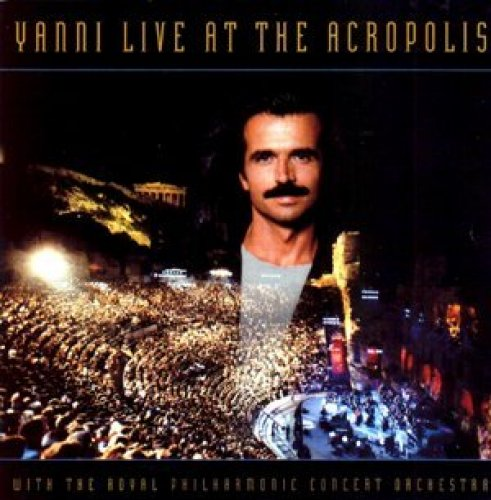 Bild 4: Yanni, Live at the Acropolis (1994)