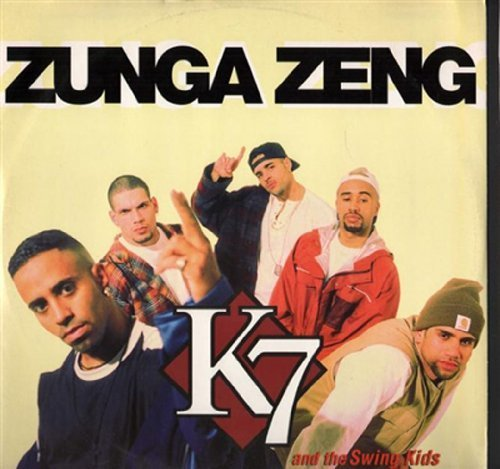 Bild 1: K7, Zunga zeng (incl. 5 versions, 1993/94)
