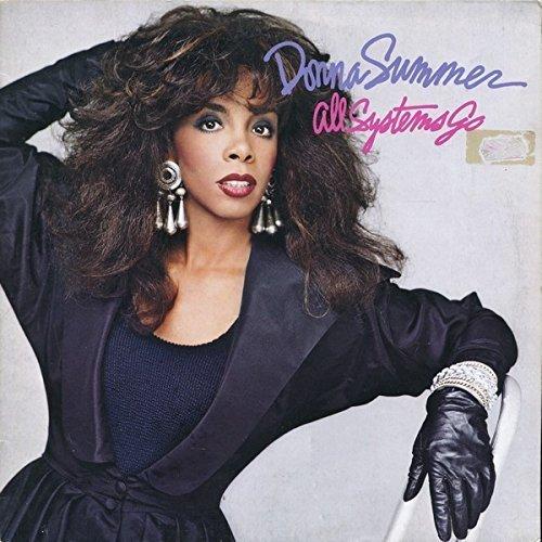Bild 1: Donna Summer, All systems go (1987)