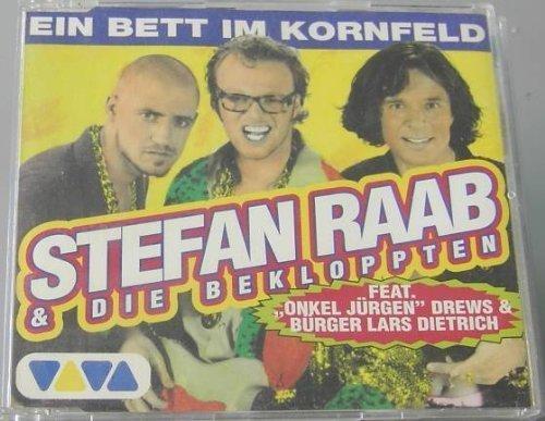 Bild 1: Stefan Raab, Ein Bett im Kornfeld (1995, & Die Bekloppten)
