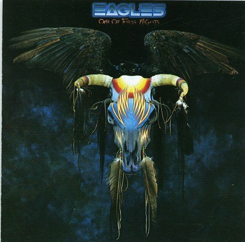 Bild 1: Eagles, One of these nights (1975)
