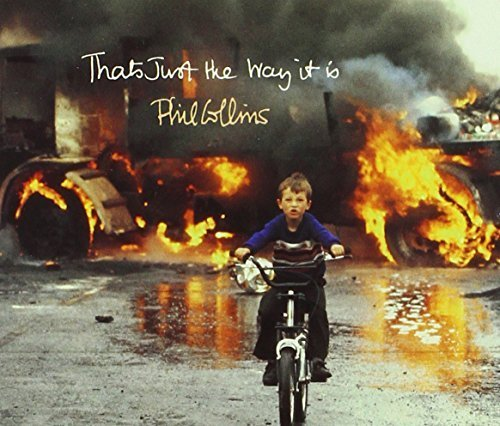 Bild 1: Phil Collins, That's just the way it is (1990)