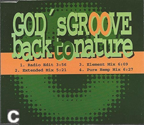Bild 2: God's Groove, Back to nature (1994)