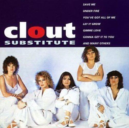 Bild 1: Clout, Substitute (compilation, 20 tracks, 1978/80/92, NL)