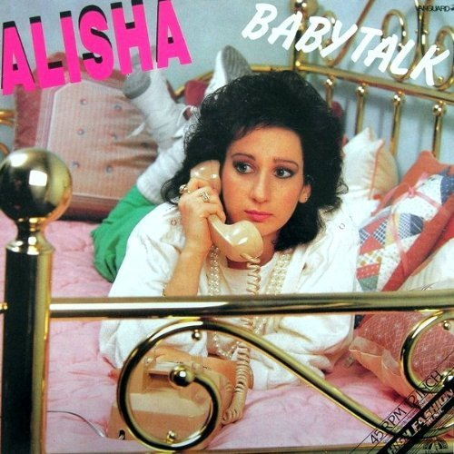 Bild 1: Alisha, Same (1985)