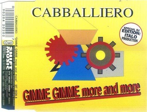 Bild 1: Cabballiero, Gimme gimme more and more (#zyx/sft0028)