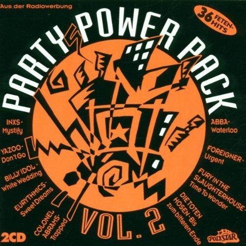 Bild 1: Party Power Pack (1993), 2:Ram Jam, Doctor & The Medics, Abba, Eurythmics, Billy Idol..