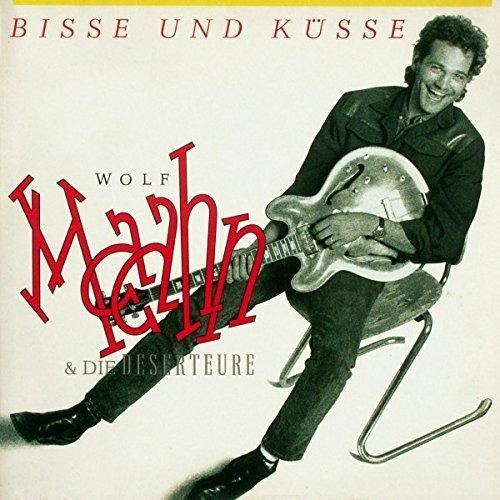 Bild 3: Wolf Maahn, Bisse und Küsse (1983, & Die Deserteure)