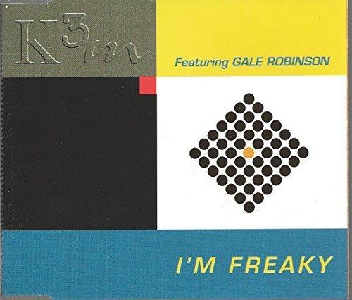 Bild 1: K3M, I'm freaky (1994, feat. Gale Robinson)