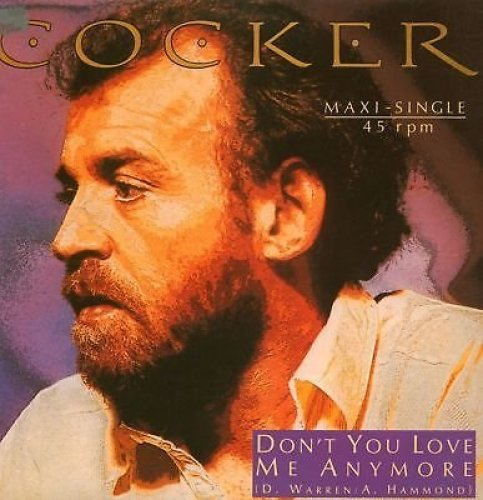 Bild 1: Joe Cocker, Don't you love me anymore (1986)
