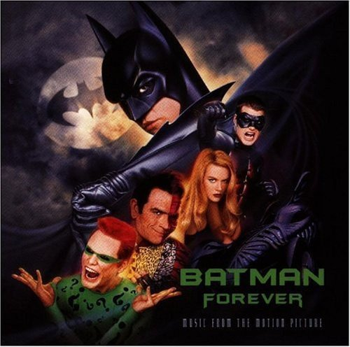 Bild 1: Batman Forever (1995), U2, Seal, Massive Attack..