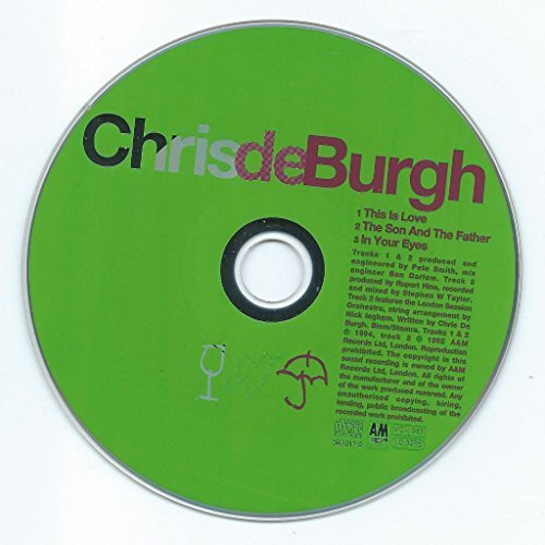 Bild 3: Chris de Burgh, This is love (1994)