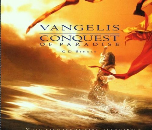 Bild 1: Vangelis, Conquest of paradise (1992)