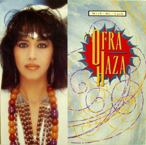 Image 1: Ofra Haza, Wish me luck (The Hamsah, 1989)