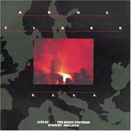 Bild 1: Anne Clark, R.s.v.p. (live in Utrecht, NL, 1988)