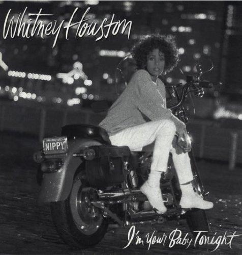 Bild 1: Whitney Houston, I'm your baby tonight (1990)