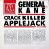 General Kane, Crack killed Appeljack (1986)