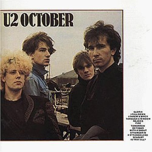 Bild 1: U2, October (1981)