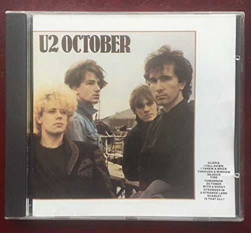Bild 2: U2, October (1981)