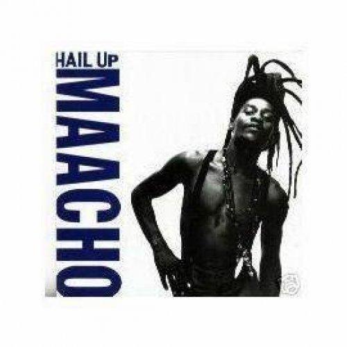 Bild 1: Maacho, Hail up (1993)