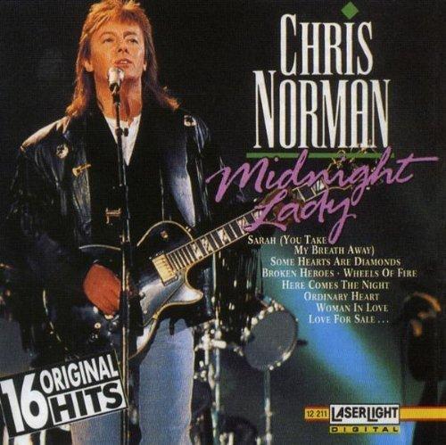 Bild 3: Chris Norman, Midnight lady (compilation, 16 tracks)
