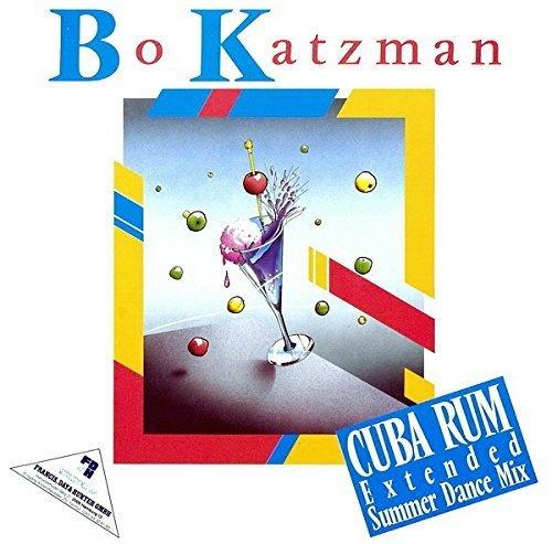 Bild 1: Bo Katzman, Cuba rum (1987)