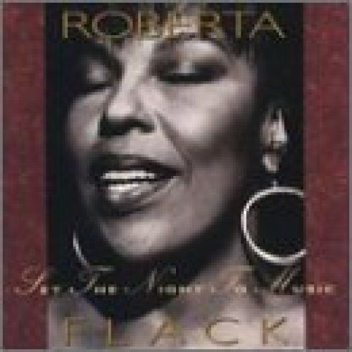 Bild 1: Roberta Flack, Set the night to music (1991)
