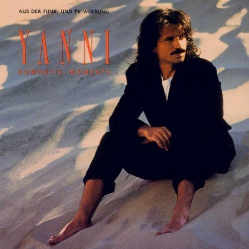 Bild 1: Yanni, Romantic moments (compilation, 1992)