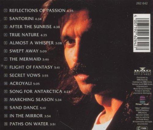Bild 2: Yanni, Romantic moments (compilation, 1992)