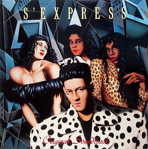 Bild 1: S'Express, Original soundtrack (1989)